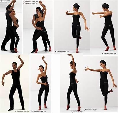 Sims Couple Flamenco Poses Pose Mod Classic