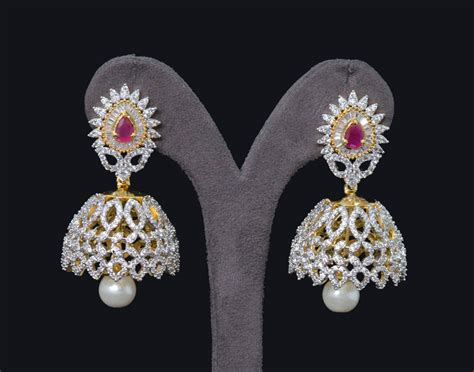 stunning latest buttalu designs earrings jewelry