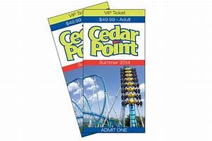 Cedar Point Tickets At Gardner White