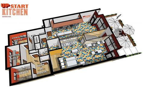Kitchen Equipment Milwaukee by On Milwaukee Incubator Kitchen Planned For Sherman