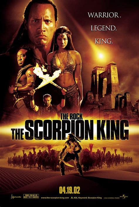 scorpion king film tv tropes