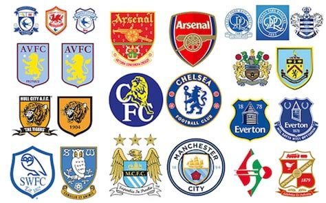 Football badges: The best & worst of clubs' redesigns down ...
