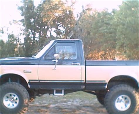 bobby  ford  regular cab specs