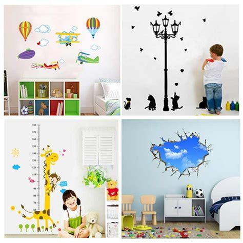 giraffe ruler wall sticker 4 style choose wall sticker home decor giraffe