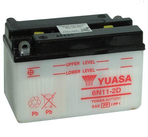 Yuasa Batteries Conversion Chart