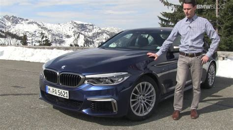 Bmw M550i Review by 2017 Bmw M550i Xdrive Review