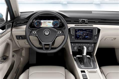 2015 Volkswagen Passat Euro Spec Interior From Driver Seat