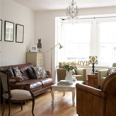 shabby chic leather sofa brown leather sofa with white coffee table i don t love this room but want to do something