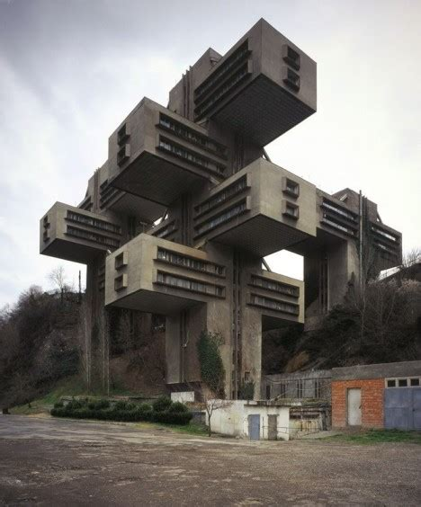 Brutalist But Beautiful 12 Spacey Scifi Soviet