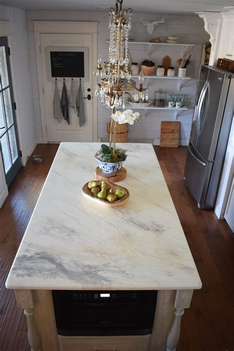 stone coat countertop  year review living  epoxy countertops stone coat countertop
