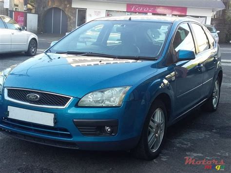 ford focus  sale  rs nishal vacoas
