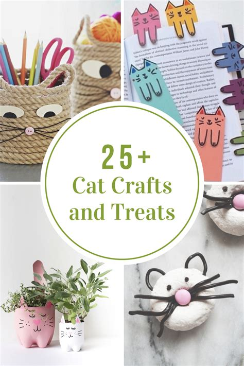 cat craft  treat ideas  kids  idea room