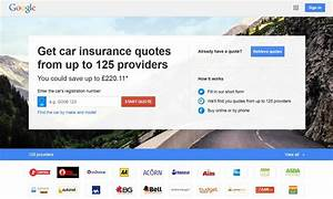 """Google Results For """"Car Insurance"""" Could Look Different Very Soon"""