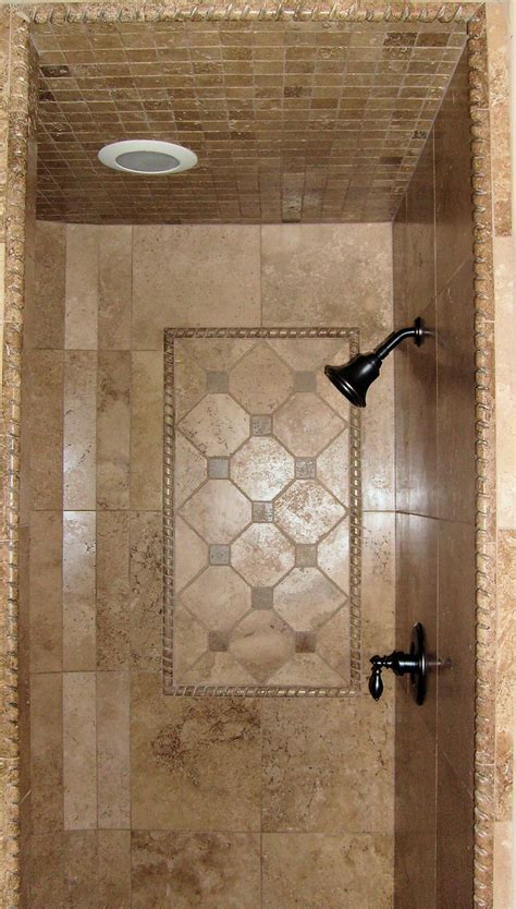 Bathroom: Upgrade Your Bathroom With Shower Tile Patterns