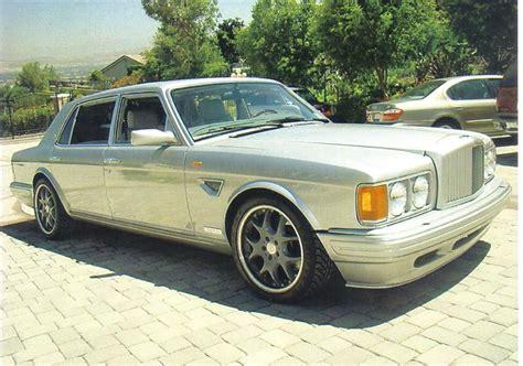 bentley turbo r custom 1997 bentley turbo r 400 sedan barrett jackson auction