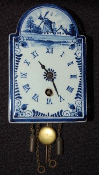 Antique Time Clock Hourglass