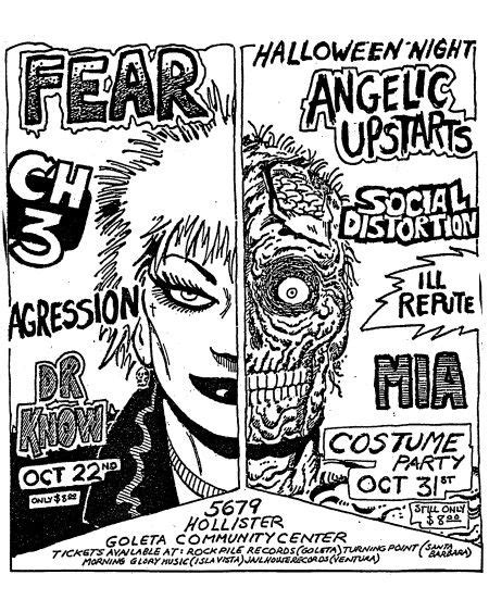 fear ch agression dr  angelic upstarts social