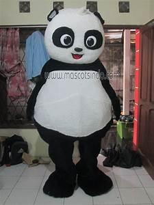 Kostum Badut Maskot Panda Kostum Badut Maskot Badut