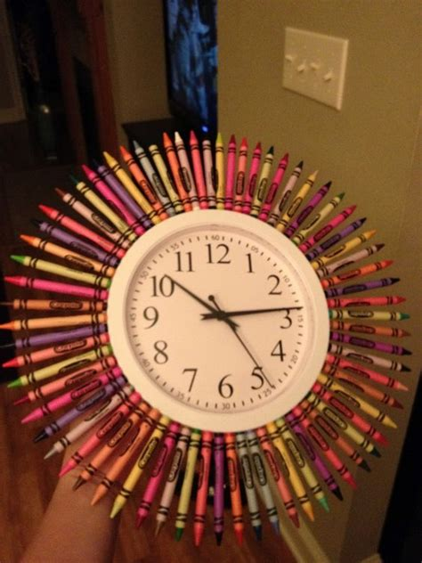 How To Decorating Clocks by 58 Best Images About Crayons Classroom Theme On