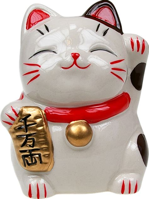 chat japonais maneki neko richesse