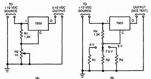 Circuit Diagram  Simple 12 16v Converter Circuit Diagram