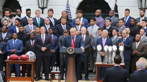 white house visit patriots white house visit what players said about