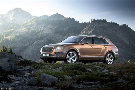 Bentley Bentayga Is The World's Most Expensive Suv At