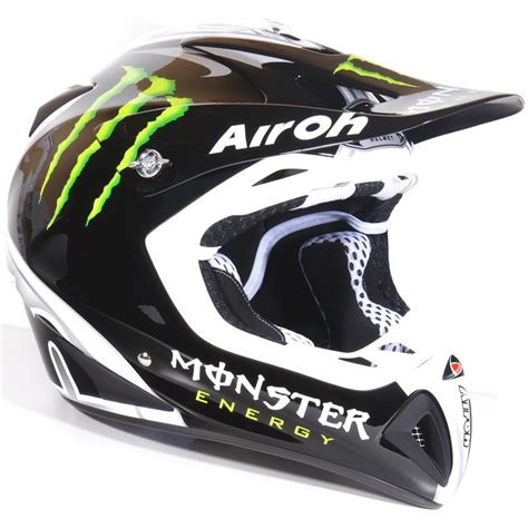 monster energy motocross gear airoh stelt monster energy 2010 motocross helmet s ebay