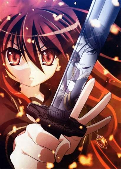 Animes Shana Shakugan Sword Romance Neste Divirtam