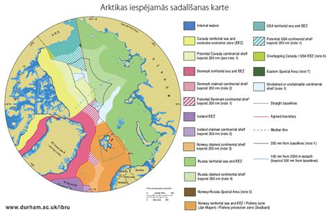 Cīņa par Arktiku - NeoGeo.lv
