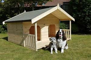 complete build a double dog house wood creative With large double dog house