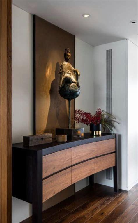 modern home altar living room decor apartment altar