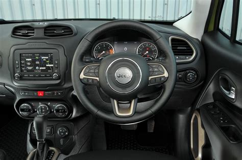 jeep renegade dashboard top upcoming cars in india 2018 innovation 4 u