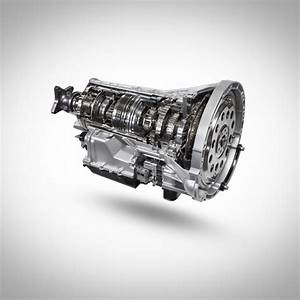 FORD MUSTANG'S 10-SPEED AUTO TRANSMISSION NOW AVAILABLE ON TRANSIT