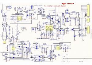 Cce Mp116 Ncp1606 L6599 Ob2263 Ap4407m Smps Sch Service