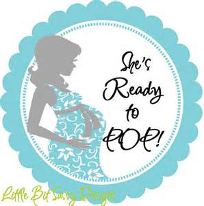 Ready To Pop Baby Shower Labels Free unavailable listing on etsy
