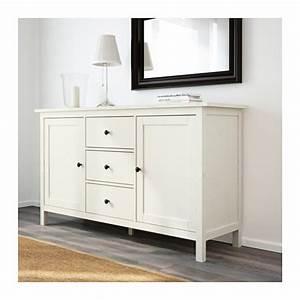 Buffet Salon Ikea : hemnes sideboard white stain 157x88 cm ikea ~ Teatrodelosmanantiales.com Idées de Décoration