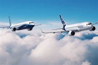 Airbus Boeing Neo Mba Aviation Evolving Rivalry