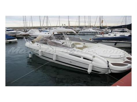 Boat Cls by Cranchi Cls 28 In Port Ginesta Power Boats Used 10152