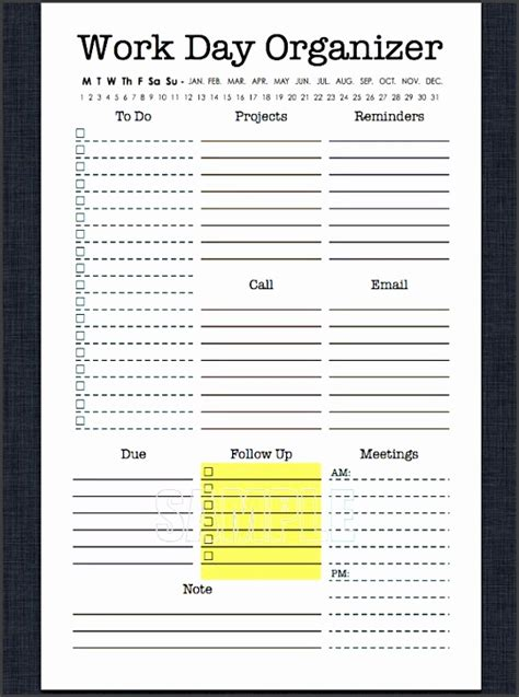 editable daily work schedule sampletemplatess