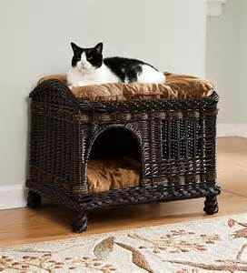 cat bed pet products plow hearth