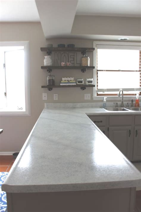giani countertop paint kitchen reveal with giani countertop kit giveaway