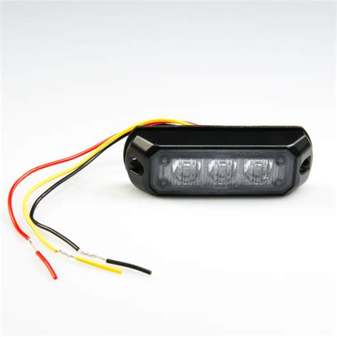 small strobe lights for sale vehicle led mini strobe light head w built in controller