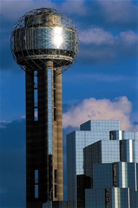 Observation Deck Reunion Tower by Visit Reunion Tower For Spectacular Panoramic Views Of Dallas