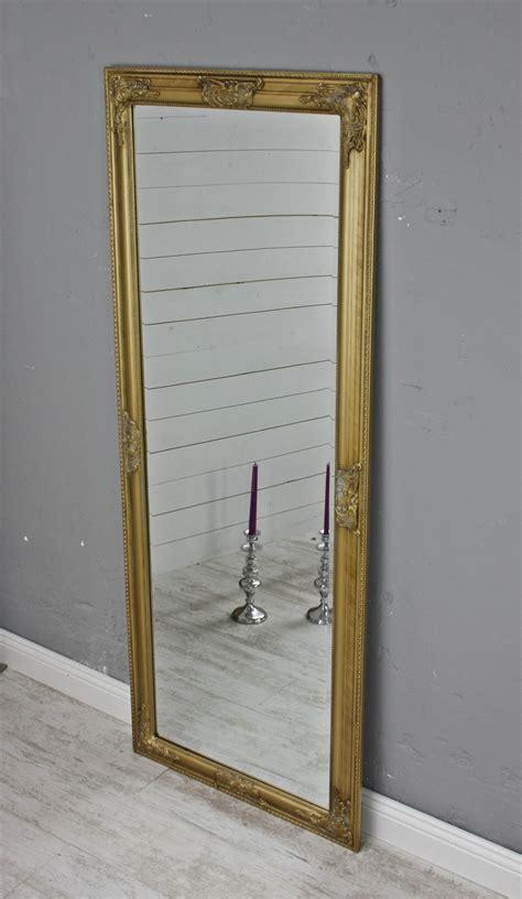 spiegel barock weiß spiegel gold 150 wandspiegel standspiegel holz landhaus holzrahmen badspiegel ebay