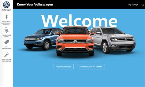 vw owners manual  volkswagen usa cars