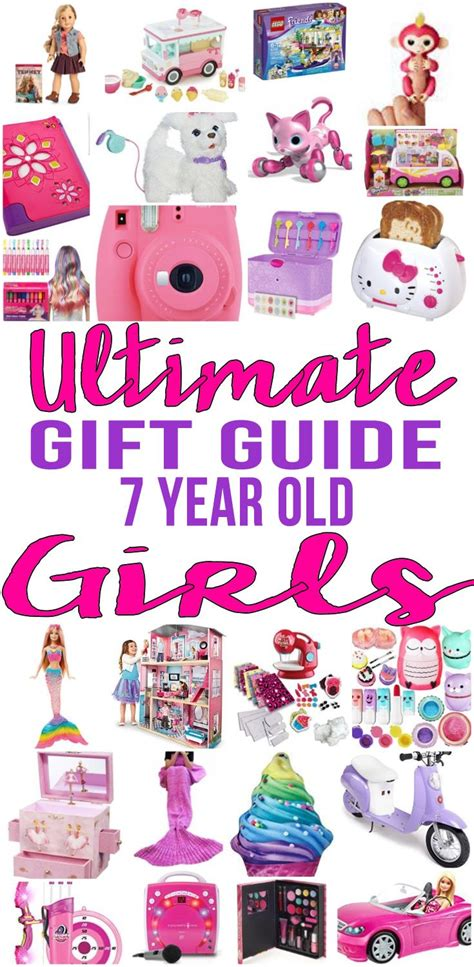 christmas gift guide 7 year old best gifts 7 year will
