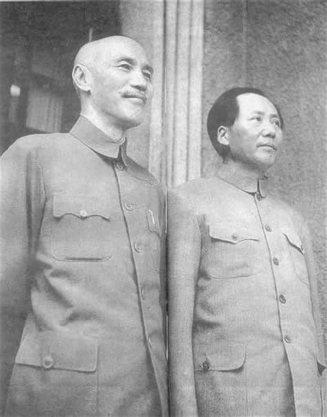 mao zedong army and enemies
