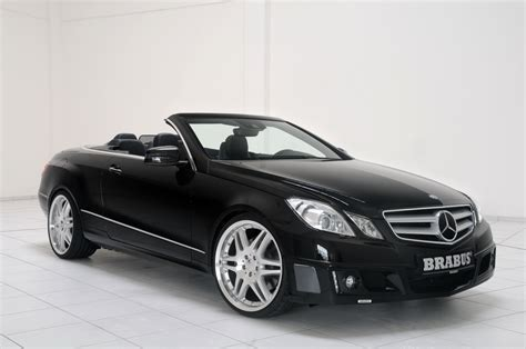 Brabus Does The New Mercedes-benz E-class Convertible