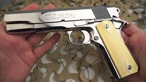 Colt Government Model 1911 45acp Ultra Polished Stainless Overview - Texas Gun Blog